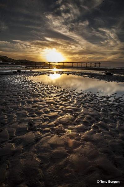 Saltburn Pier by tonyb73