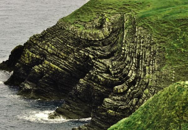 Folded Rocks: by LibKerr4