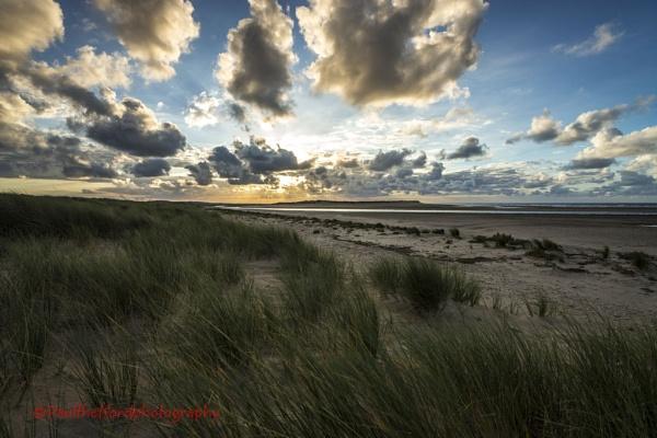 Norfolk Sand Dunes by PaulThetfordPhotography