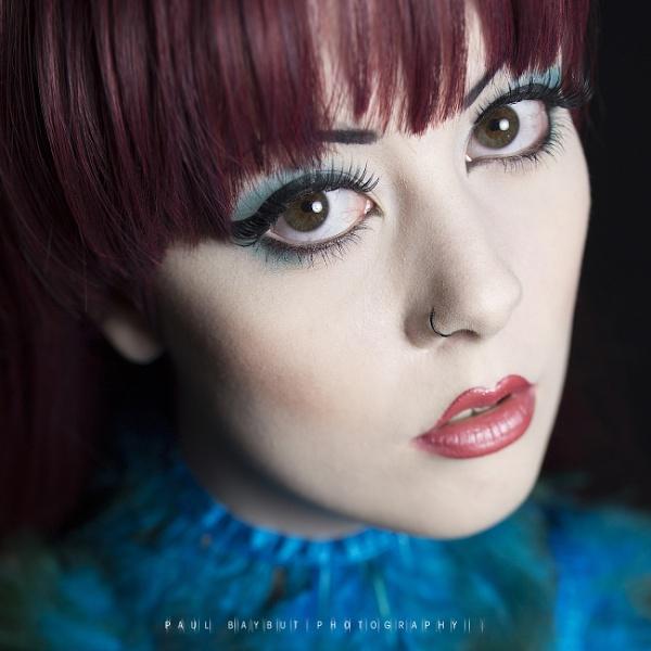 Portrait of Emma by paulbaybutphotography