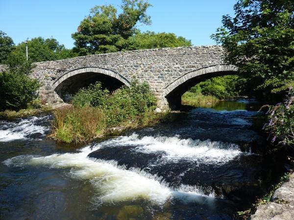Llanystundwy Bridge