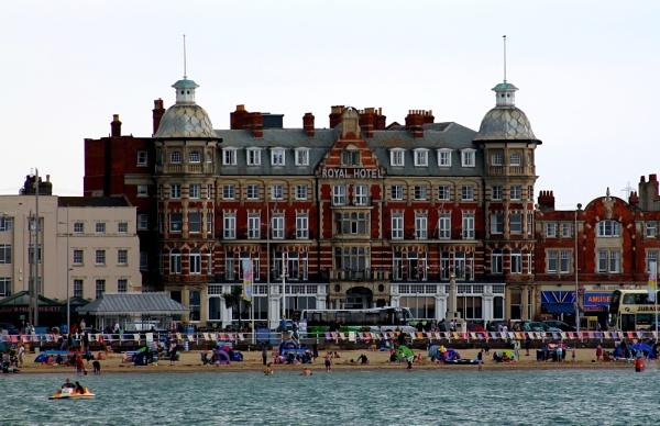 Weymouth Royal Hotel by SH87