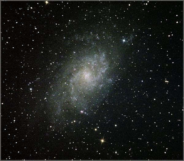 m33 pinwheel galaxy by Aenima