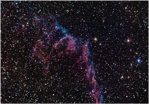 Veil Nebula (Eastern Veil) by Aenima