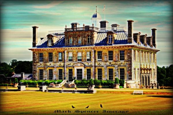Kingston Lacey House Dorset by sluggyboy