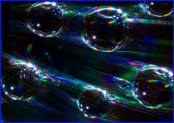 Rainbow droplets by steve_fdr