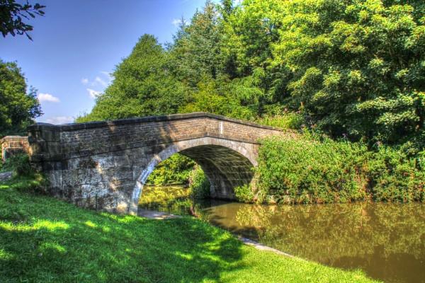 The bridge by jakrabbit