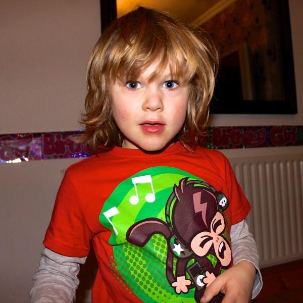 My boy by louiserogers