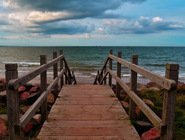 By the sea by Sreidser08