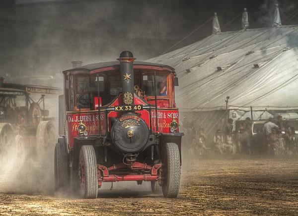 The Great Dorset Steam Fair 2013 / 4 by pete215peg