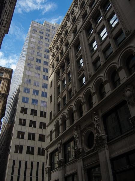 Boston buildings by StuartAt