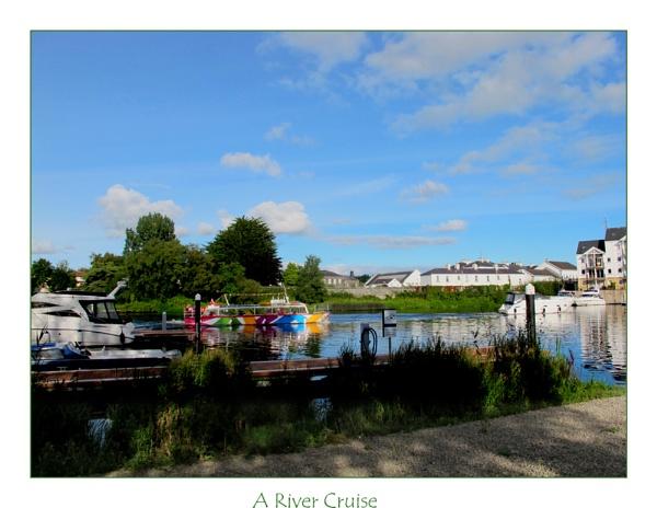 Lough Erne Boating by Mavis