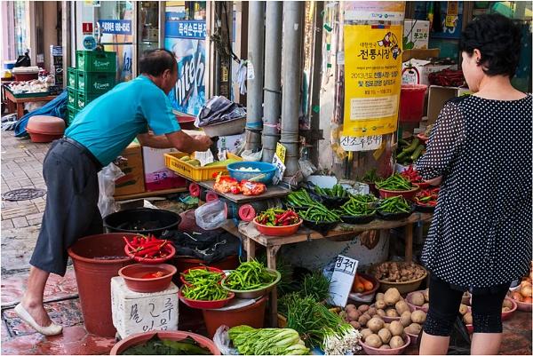 Okpo Market by Sue_R