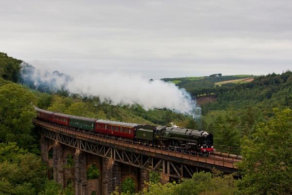 Full Steam Ahead by CHRISB911