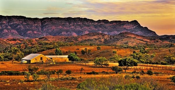 Flinders Vista by STOCKSHOTS4U