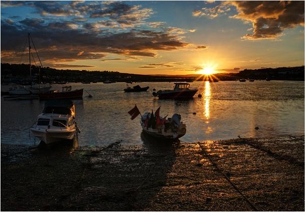 An Anniversary Sunset by RockArea