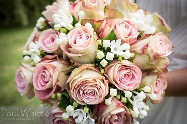 Wedding flowers by PWhittle
