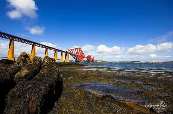 Forth rail Bridge by skye1