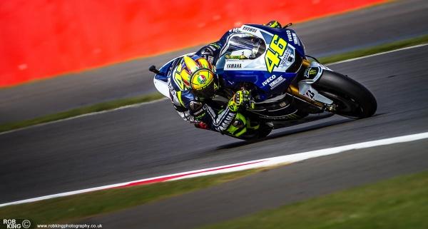 Valentino Rossi - Yamaha Factory Racing by cgp23