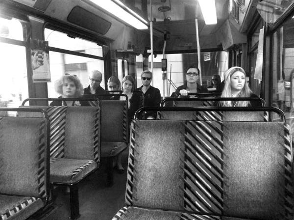 Tram by EllieEdge