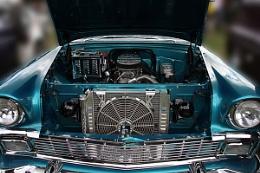 American & Classic Car show