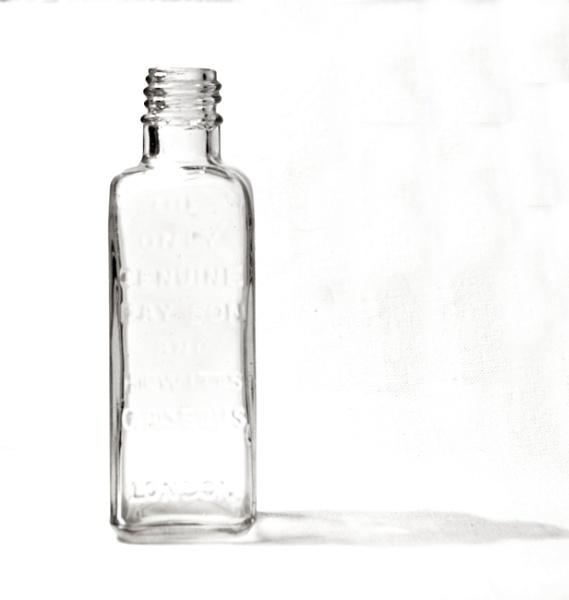 Just a Bottle