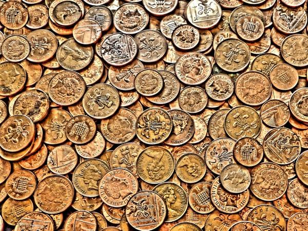 Pennies by stu8