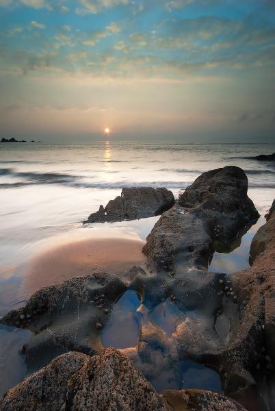 Sunset Colours by ilocke