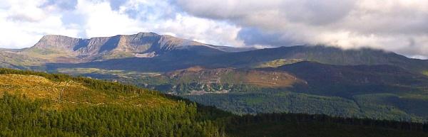 Cader Idris Range- Mid Wales by PaulLiley