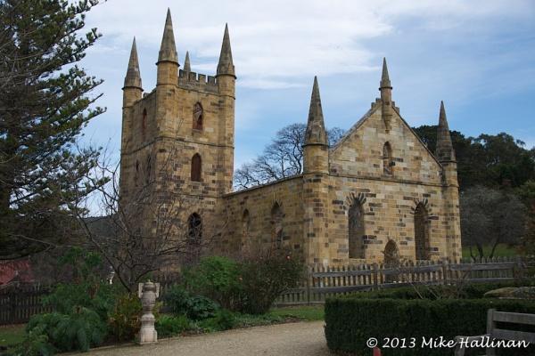 The original Anglican Church, Port Arthur, Tasmania by DRGW497