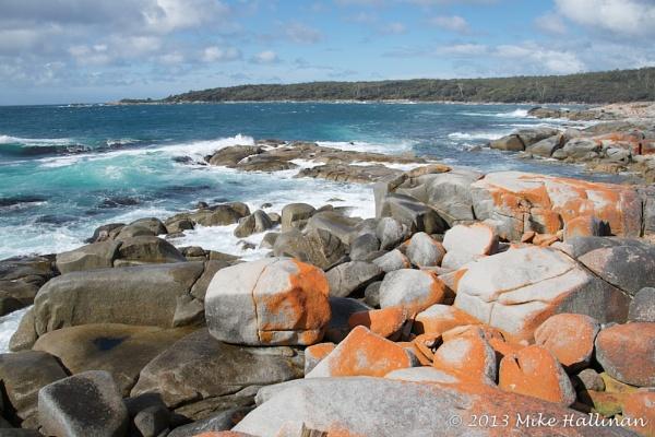 Binalong Bay, Tasmania by DRGW497