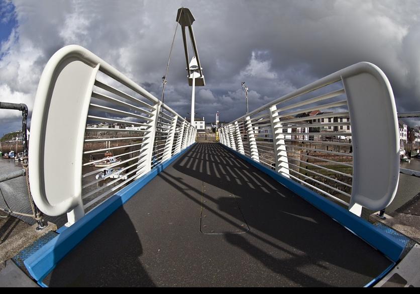 Swing Bridge, Maryport