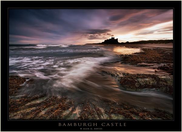 Northumberland Dawn by Tynnwrlluniau