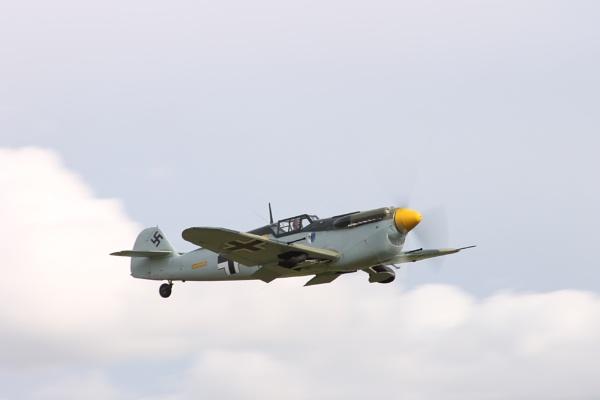 messerschmitt bf109 by MarkEP