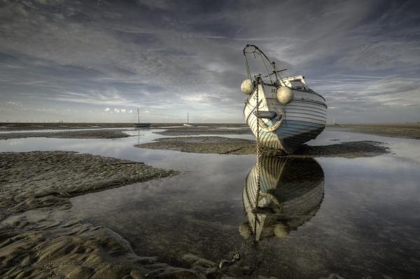 "\""Reflections on Meol\'s Estuary\"" by razorraymac"