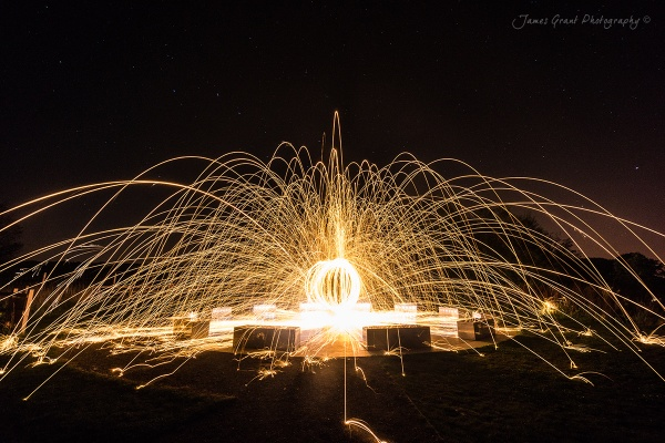 Stardisc Fireball by jamesgrant