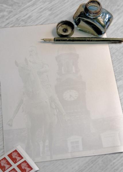 Pen & ink by shawy