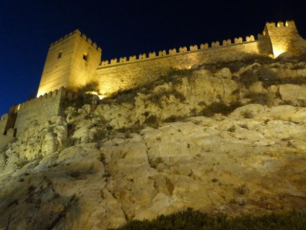 Alcazaba Almeria by Pdholder