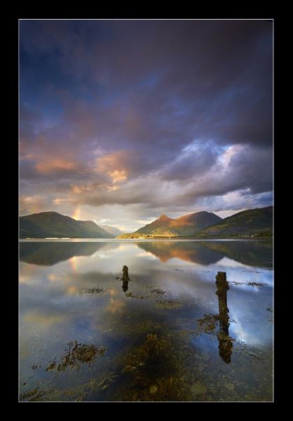 Along Loch Leven by jeanie