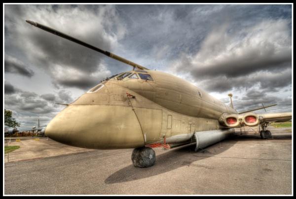 Nimrod - Elvington Air Museum - York by Westroyd08