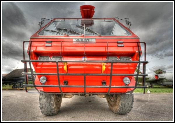 Big Red - Elvington Air Museum - York by Westroyd08