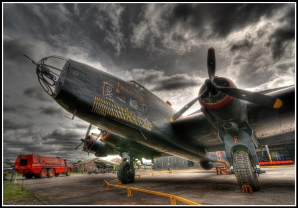 Handley Page Halifax - Elvington Air Museum - York by Westroyd08
