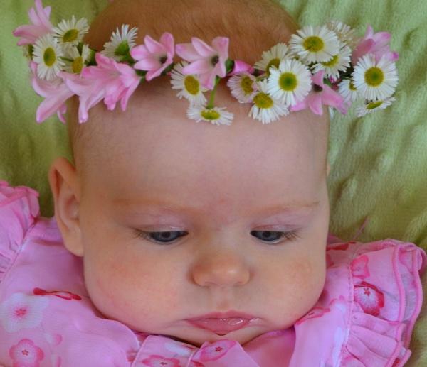 My Flowergirl by CLARECUM