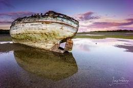 Stranded in Dulas Bay