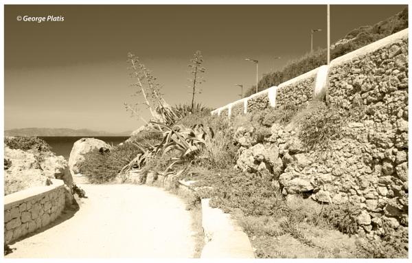 Black & White by GeorgePlatis