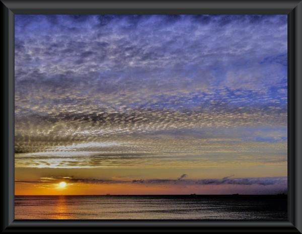 sunrise... isle of wight by uzi35mm