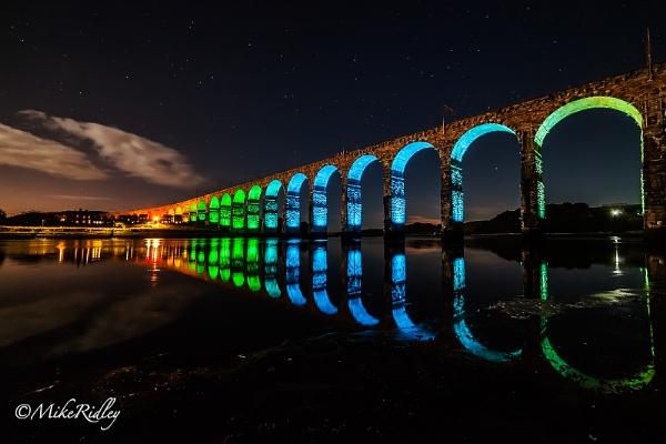 Rainbow Bridge by Mike_Ridley
