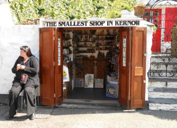 The Smallest Shop in Kernow