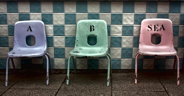 Alphabet Seat. by ARJ