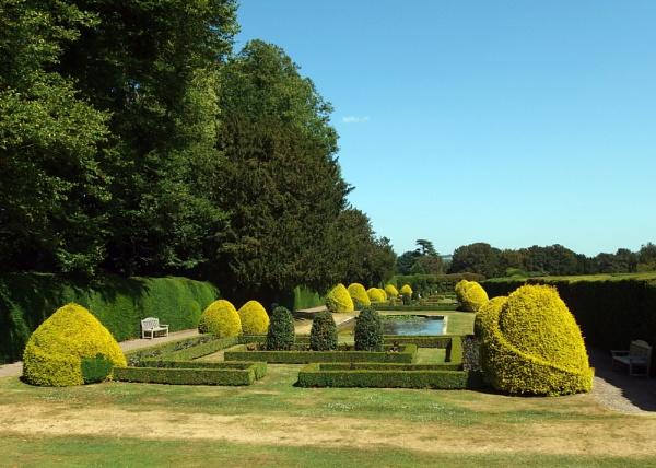 Formal Garden by Barr1e